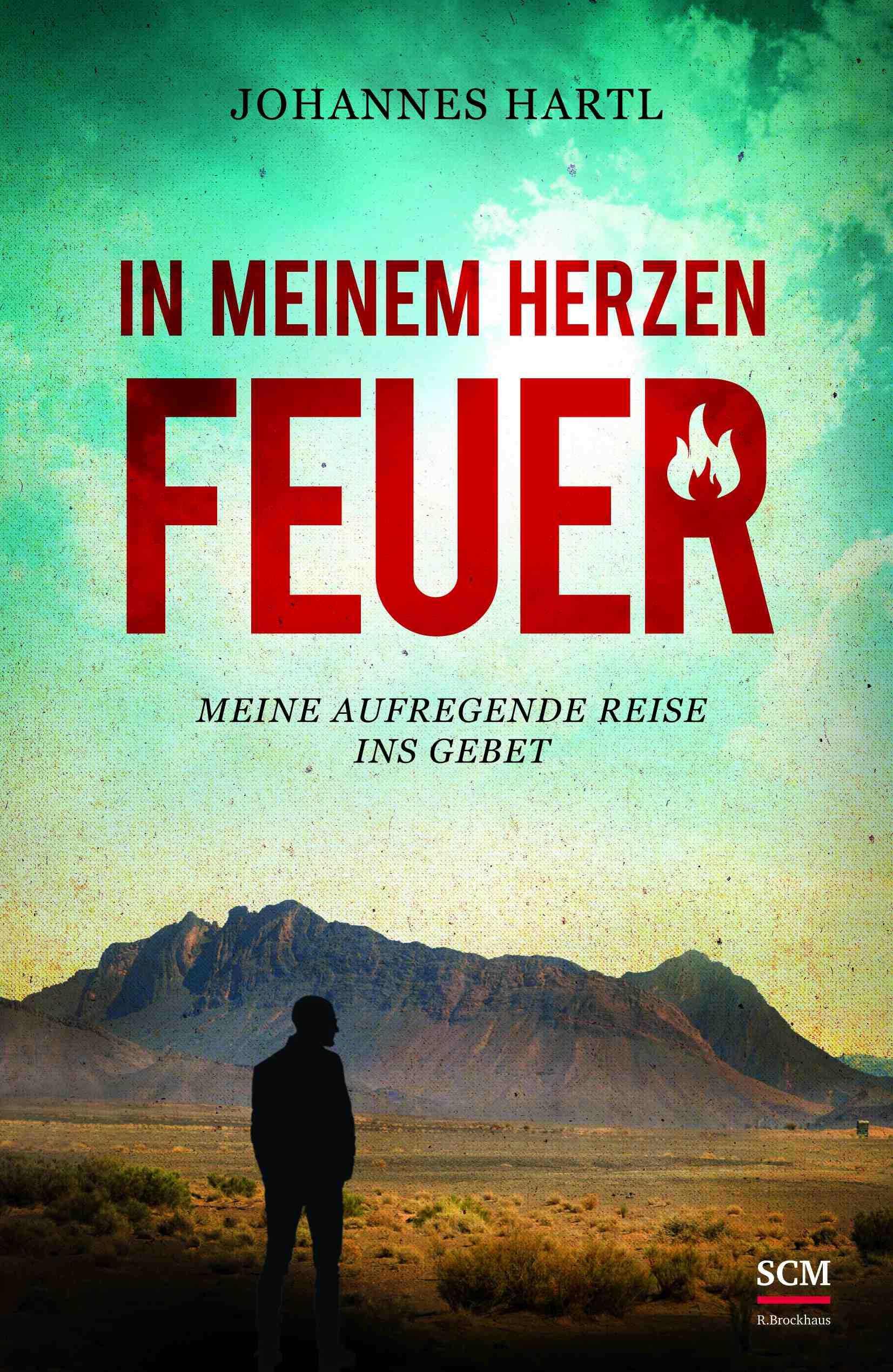 Buchcover In meinem Herzen Feuer