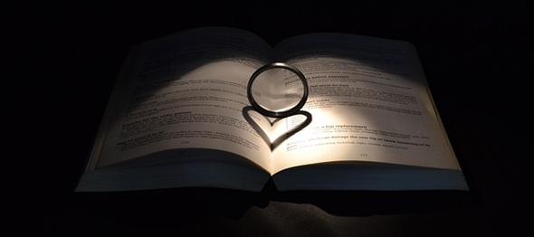 Bibel Ring Herz