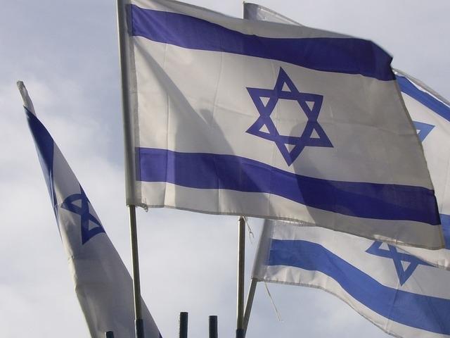 Israel Flaggen