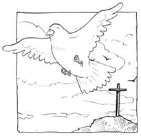 Kreuz Heiliger Geist