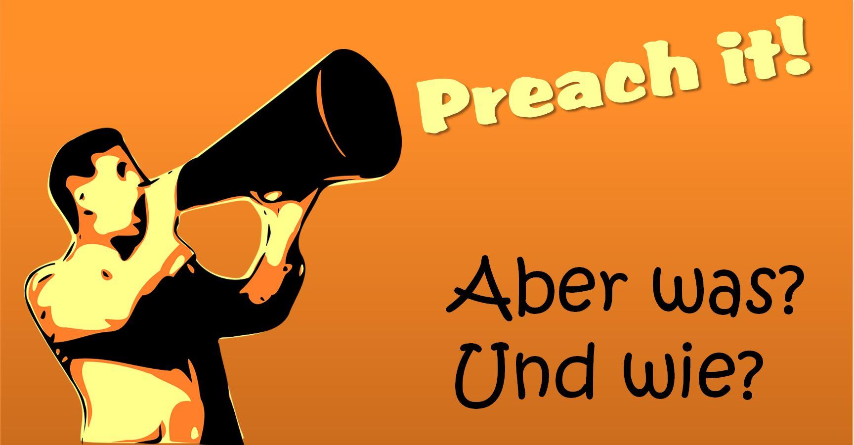 Blogbild PreachIt