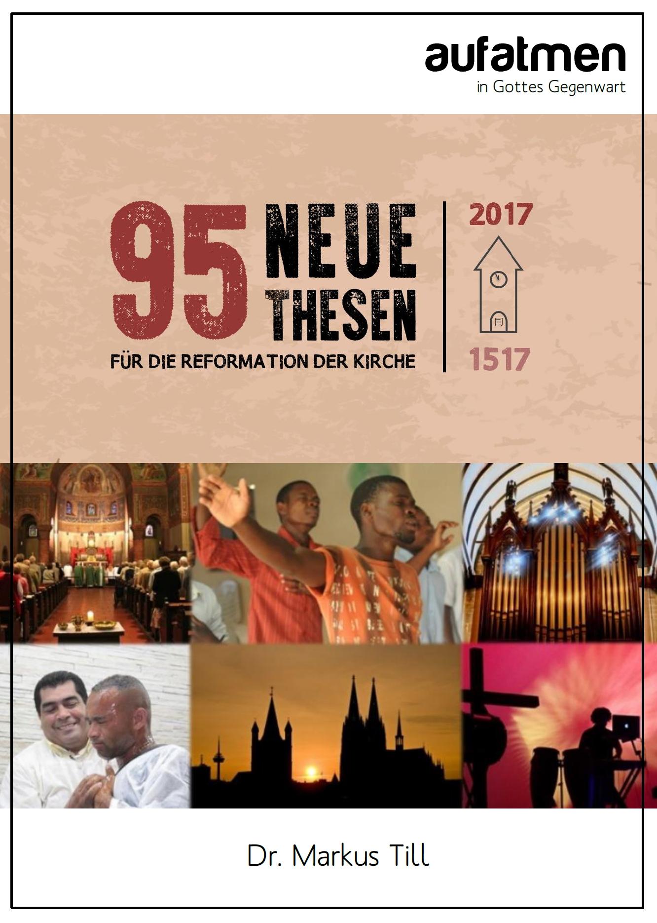 95 Neue Thesen