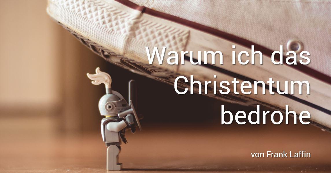 dürfen christen streiten